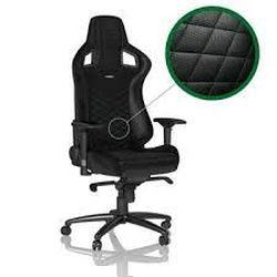 Игровое кресло Noble Epic NBL-PU-GRN-002 Black / Green