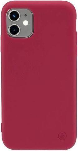 cumpără Husă pentru smartphone Hama iPhone 12 mini Finest Feel 188811 red în Chișinău