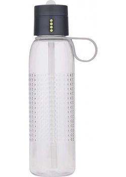 купить Бутылочка для воды Joseph Joseph 81094 С счётчиком выпитого Dot Active 750 ml в Кишинёве