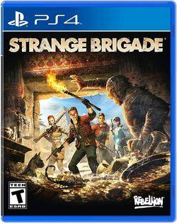 купить Игра PlayStation Strange Brigade в Кишинёве