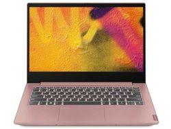 Ноутбук Lenovo IdeaPad S340-14IIL Pink (i3-1005G1 8Gb 256Gb)