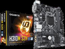 MB Gigabyte H310M S2H mATX