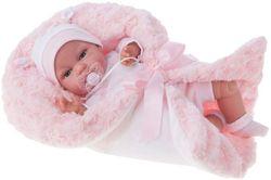 Кукла младенец Вита с одеяльцем 34 см Код 7030