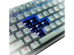 Клавиатура Hator Rockfall EVO TKL Optical White