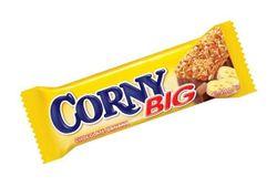 Злаковый батончик Corny Big с шоколадом и бананами, 50 гр
