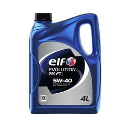 Моторное масло Elf Evolution 900 FT 5W-40 4L