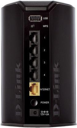 Router wireless D-Link DIR-850L/RU/A1A