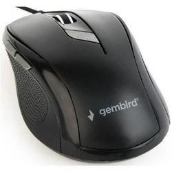 cumpără Mouse Gembird MUS-6B-01, Black în Chișinău