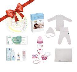 Подарочный набор Mamabox Baby Girl