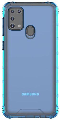 cumpără Husă telefon Samsung GP-FPM315 KD Lab M Cover Blue în Chișinău