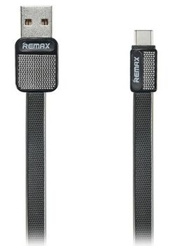 Cablu Remax Type C Platinum cable Black