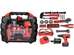Набор инструментов в чемодане 38X33X10cm черный