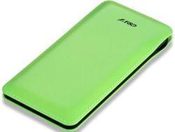 cumpără Acumulatoare externe USB Fenda Slice T2 (8000 mAh), Green în Chișinău