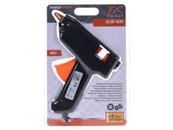 Пистолет для клея (40Вт) FX+клей 2шт