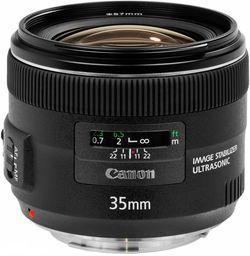 купить Объектив Canon EF 35 mm f/2.0 IS USM в Кишинёве