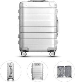 """купить Рюкзак для ноутбука Xiaomi Xiaomi Metal Carry-on Luggage 20"""" (Silver), Global в Кишинёве"""