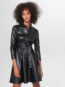 Платье MOHITO Чёрный