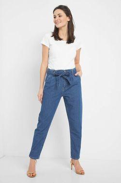 Pantaloni ORSAY Albastru 314058 orsay