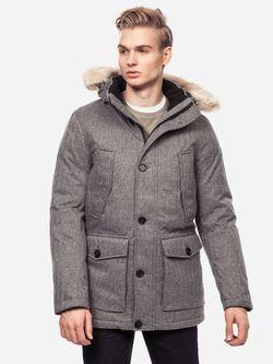 Куртка Tom Tailor Серый tom tailor 1012119
