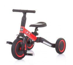 Triciclu Chipolino Smarty 2-в-1 Red