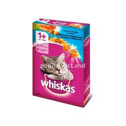 Whiskas с лососем 350 gr