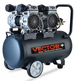Компрессор Vector 1390Wx2 50L