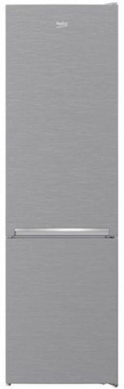 Frigider cu congelator jos Beko RCNA406I30XB, 362L, 201cm, A++