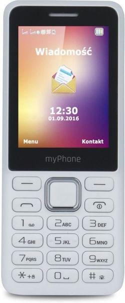 cumpără Telefon mobil myPhone 6310, White în Chișinău