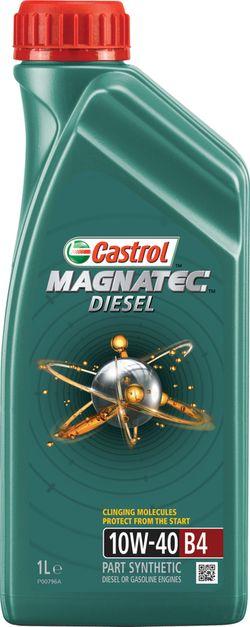 Моторное масло Castrol Magnatec Diesel B4 10W-40 1L
