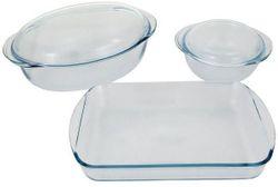 купить Набор посуды Pyrex 912S727 S5 set cratiţe в Кишинёве