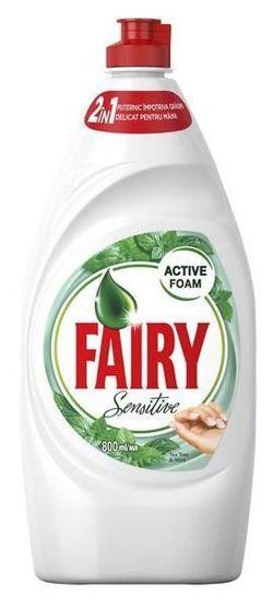 cumpără Detergent veselă Fairy 2597/4544 Tea Tree & Mint 800ml în Chișinău