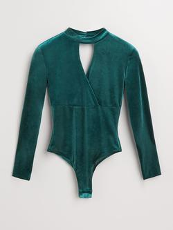 Bluza RESERVED Verde up789-67x
