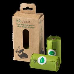 Мусорные мешки биоразлагаемые для щенков