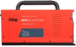 Aparat de sudură Fubag Intig 200 AC/DC Pulse (31412.1)