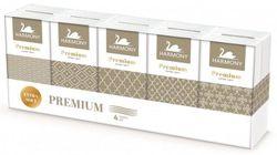 Șervețele de buzunar Harmony Premium 4 str.
