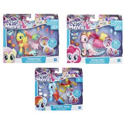 Game a setat My Little Pony