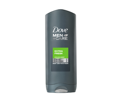 Гель для душа Dove Men Care Extra Fresh, 250 мл