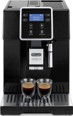 cumpără Automat de cafea DeLonghi ESAM420.40.B Perfecta Evo în Chișinău