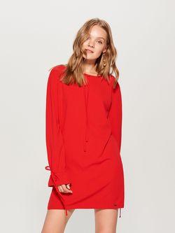 Платье MOHITO Красный ub030-33x