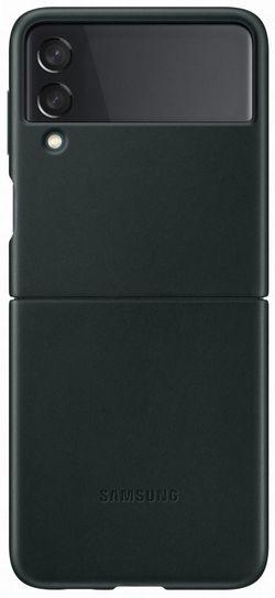 cumpără Husă pentru smartphone Samsung EF-VF711 Leather Cover B2 Green în Chișinău