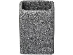 Pahar pentru periute de dint Stone, polirezin