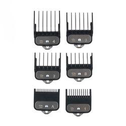 Set de duze pentru o mașină de frezat 03-080 (1.5 мм; 3 мм; 4,5 мм; 6 мм; 10 мм; 13 мм)  DEWAL N-080
