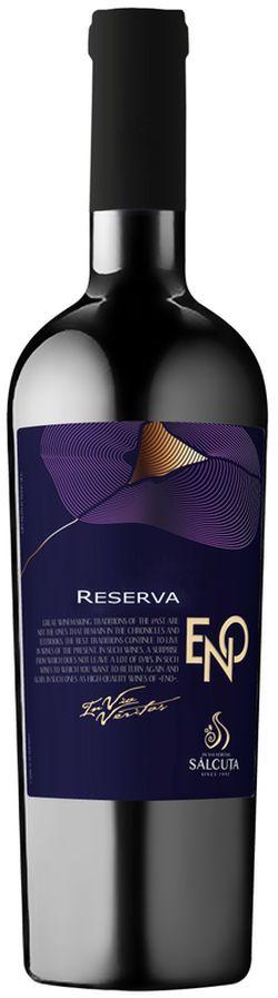 Vin Sălcuța ENO Reserva, sec roșu, 0.75 L