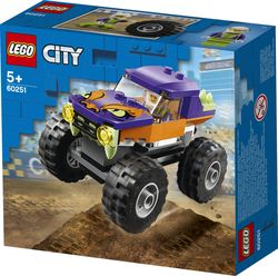 LEGO City  Camion monstru, art. 60251
