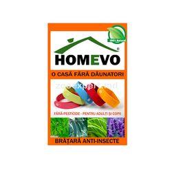 HomevoBIO bratara anti insecte