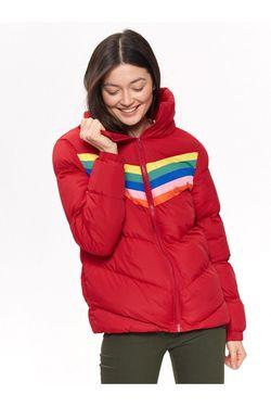 Куртка BRAVE SOUL Красный с принтом TKU0338CE