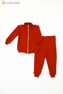 Costum sport S02 rosu