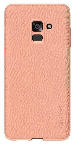 купить Чехол для моб.устройства Samsung GP-A530, Galaxy A8 2018, Araree Airfit Prime, Pink в Кишинёве