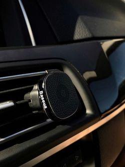 Автомобильный держатель Baseus Magnetic PB1134Z-3 (Black)