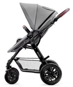 Коляска Kinderkraft Moov 3in1 Gray